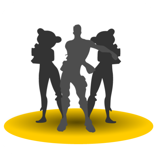 Battle Royale - Dances and Emotes and Skins APK