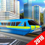 Europe Train Driving Simulator APK