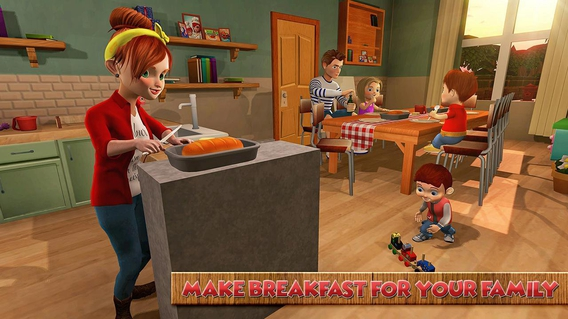 Virtual Mom Life 1.2 apk screenshot