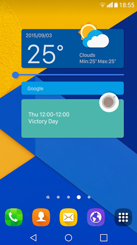 Marshmallow for Zooper Widget Pro APK 1 1 - download free apk from