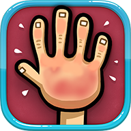 Red Hands - 2 Player Games APK