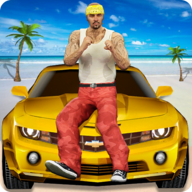 Vice City Gangster Crime Shooting Auto Theft Game APK