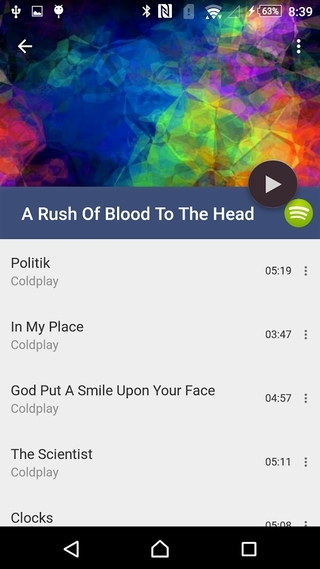 Spotify Provider APK 1 0 3 - download free apk from APKSum