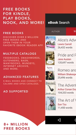 eBook Search APK 1 1 - download free apk from APKSum