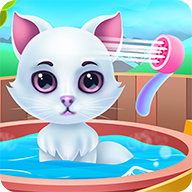 Cute Kitty Caring and Dressup APK