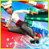 Tricky Water Stuntman Run APK