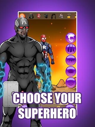 Superhero Costume Creator APK 1 2 - download free apk from APKSum
