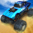 Angry Truck Canyon Hill Race APK
