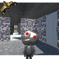 Run many rooms Escape from baldy alien Asic APK