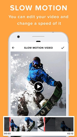 Slow Motion Editor APK 1 6 - download free apk from APKSum