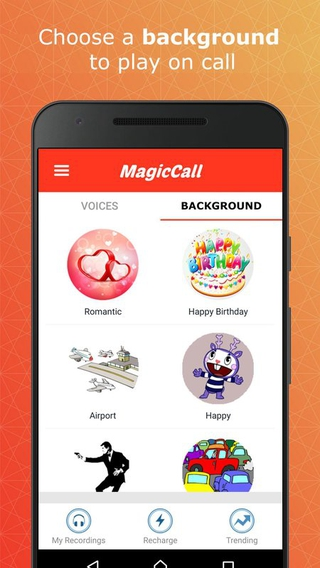 MagicCall APK 1 3 37 - download free apk from APKSum