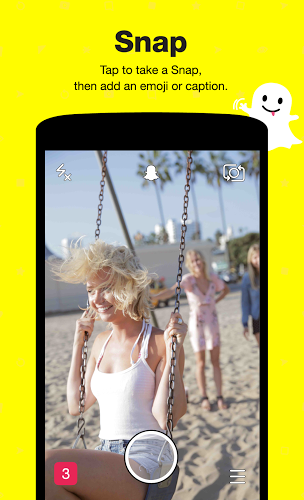 Snapchat 9.45.6.0 apk screenshot