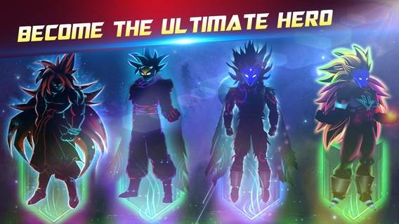 Dragon Hero Battle 2 2.1 apk screenshot