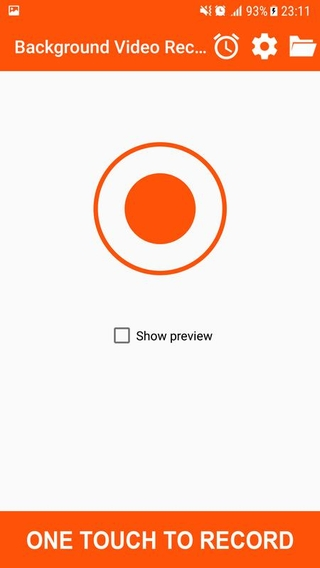 Background Video Recorder APK 1 2 - download free apk from APKSum