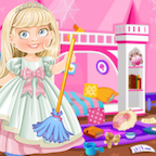 Princess Doll House Cleaning APK