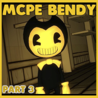 Horror Bendy map for mcpe - part 3 APK