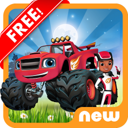 Blaze Race to the Top of the World APK