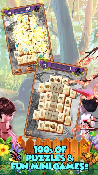 Butterfly Mahjong APK 1 0 18 - download free apk from APKSum