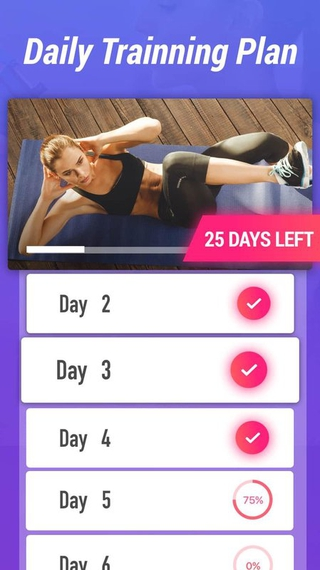 daily workout to lose belly fat