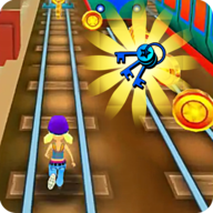Subway Train Surfing Run APK