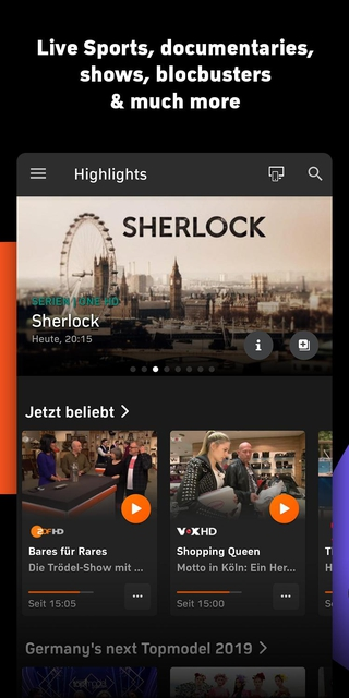 Zattoo TV APK 2 1929 1 - download free apk from APKSum