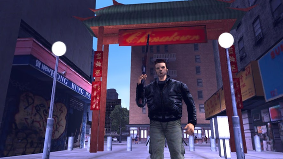 GTA III 10-YEAR ANNIVERSARY 1.3 apk screenshot