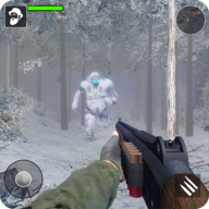 Yeti Monster Hunter APK