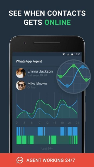 WhatsAgent APK 1 4 3 - download free apk from APKSum
