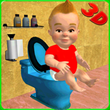 Baby Toilet Training Simulator APK