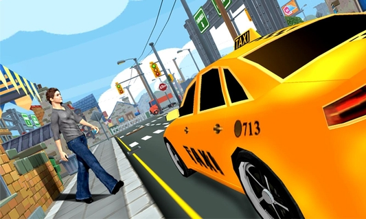 City Taxi Driving 3D APK 1 13 - download free apk from APKSum