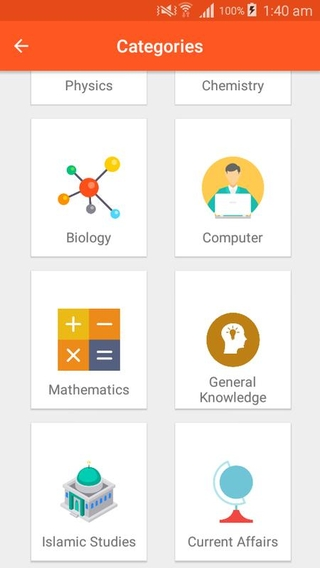 NTS MCQs Test APK 2 0 1 - download free apk from APKSum