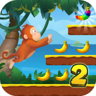 Jungle Monkey Run 2 APK