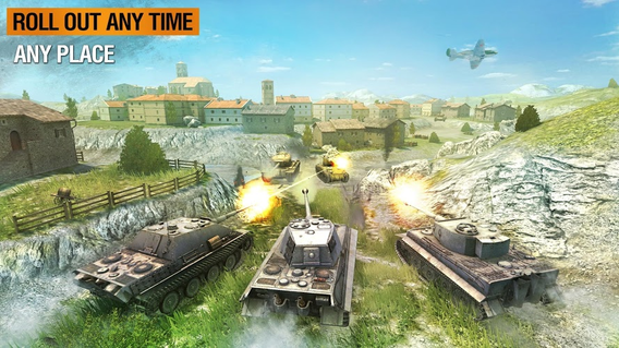 World of Tanks 4.5.0.1069 apk screenshot