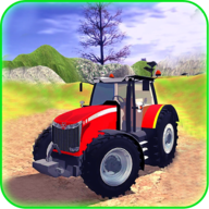 Real Tractor Farming Simulator 3D Game APK