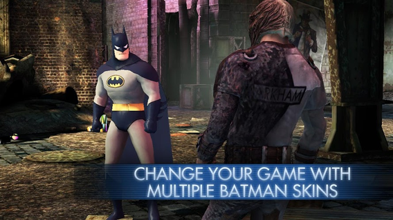Batman 1.0.1 apk screenshot