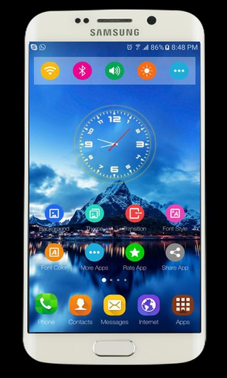 J7 Launcher APK 1 7 5 - download free apk from APKSum
