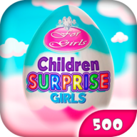 Surprise Eggs Girls APK