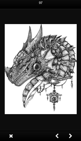 Dragon Tattoo Design APK 1 3 - download free apk from APKSum
