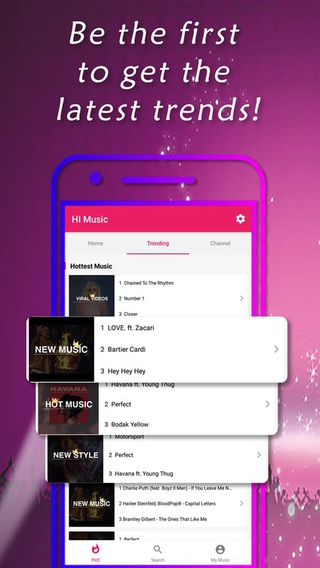 HI Music APK 1 0 5 - download free apk from APKSum