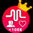 Crown For Musically Followers And Likes Simulator APK