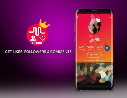 how to get more likes on musically 2018
