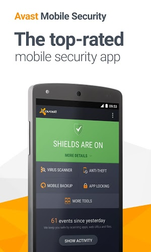 Avast Mobile Security APK 6 22 2 - download free apk from APKSum