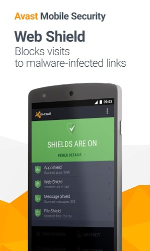 Avast Mobile Security Apk 6 32 3 Download Free Apk From Apksum