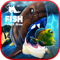 feed and grow: crazy fish APK