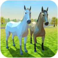Horse Family Simulator Jungle APK