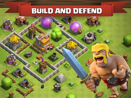 Clash of Clans 9.434.30 apk screenshot