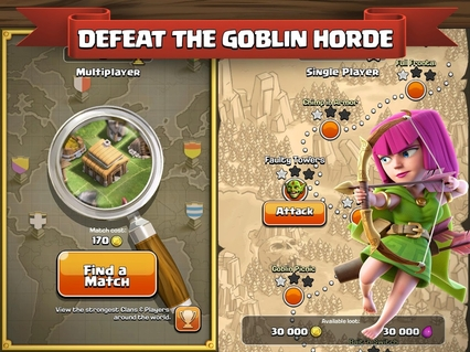 Clash of Clans 9.434.14 apk screenshot
