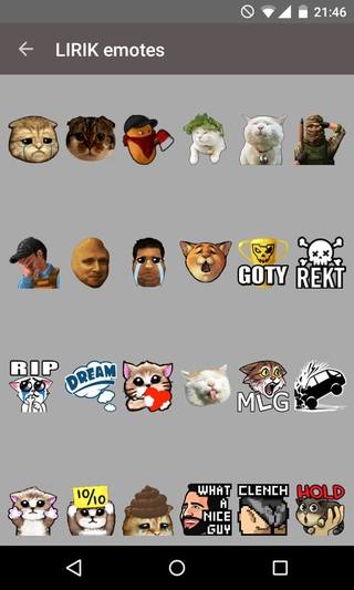 how to use twitch emotes