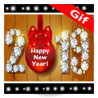 Happy New Year GIF APK