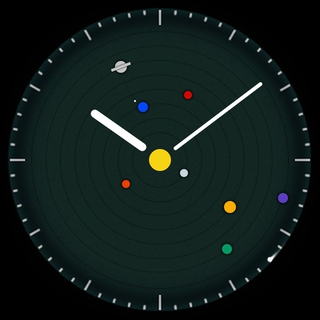 Planets Watch Face APK 1 6 5 - download free apk from APKSum